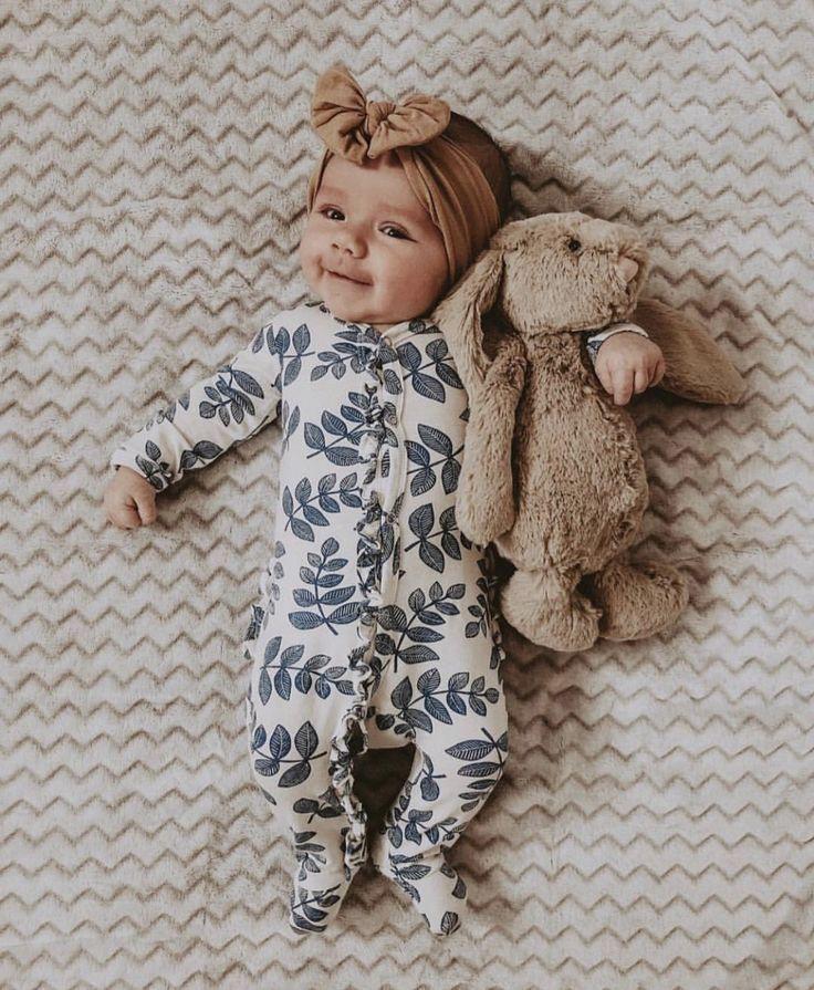 40 atemberaubende Sommeroutfits für Neugeborene ...   - sommer outfits - #Atemberaubende #für #Neuge...