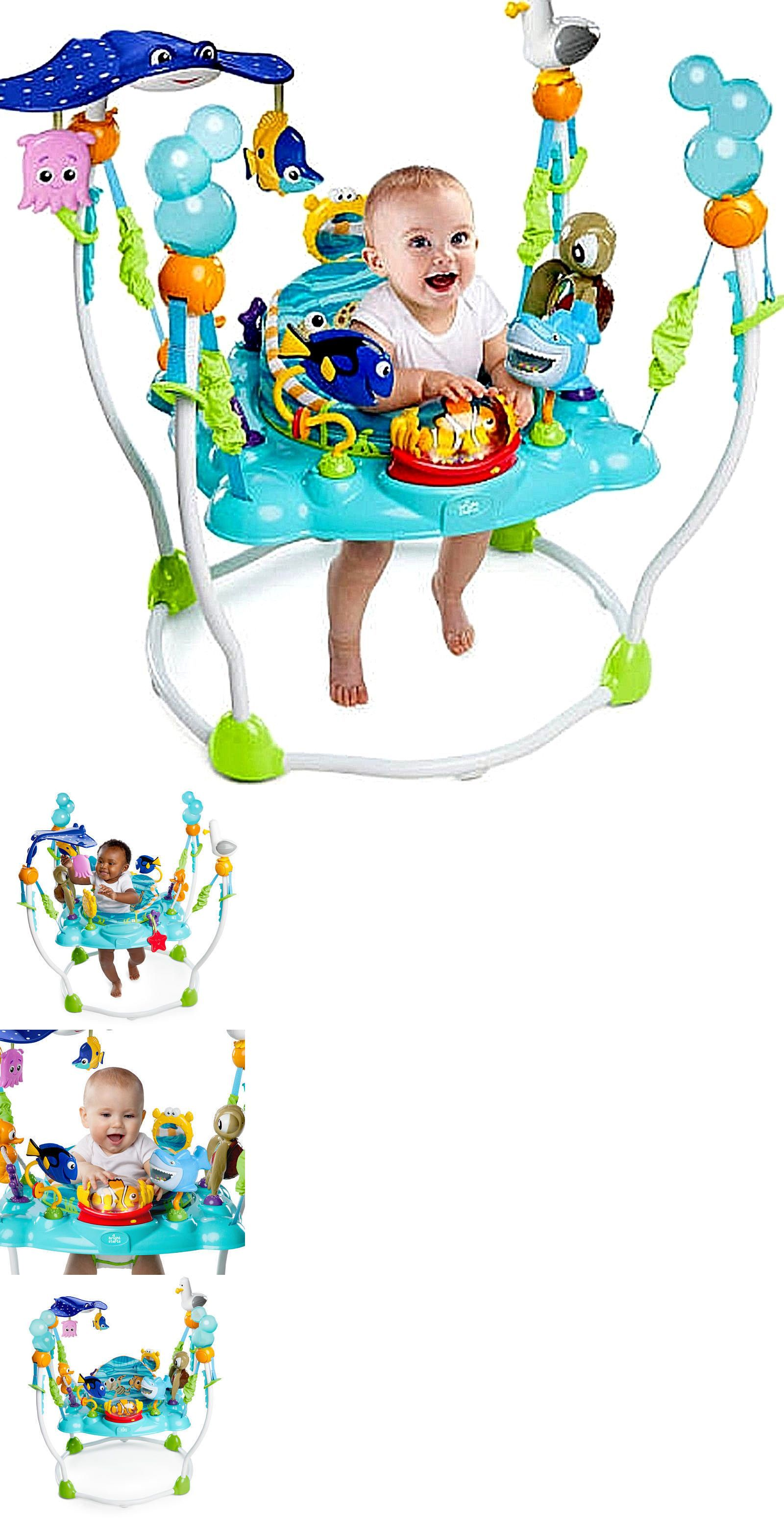 c4ae8ecfdb4e Baby Jumper Disney Finding Nemo Dory Sea activities seat Bouncer ...