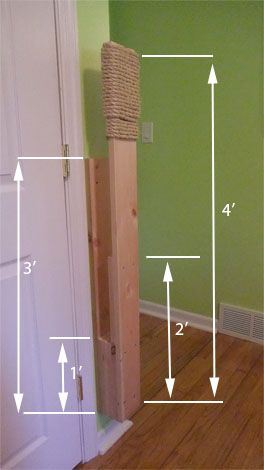 DIY Wall Mounted Makiwara | My stuff  | Martial arts