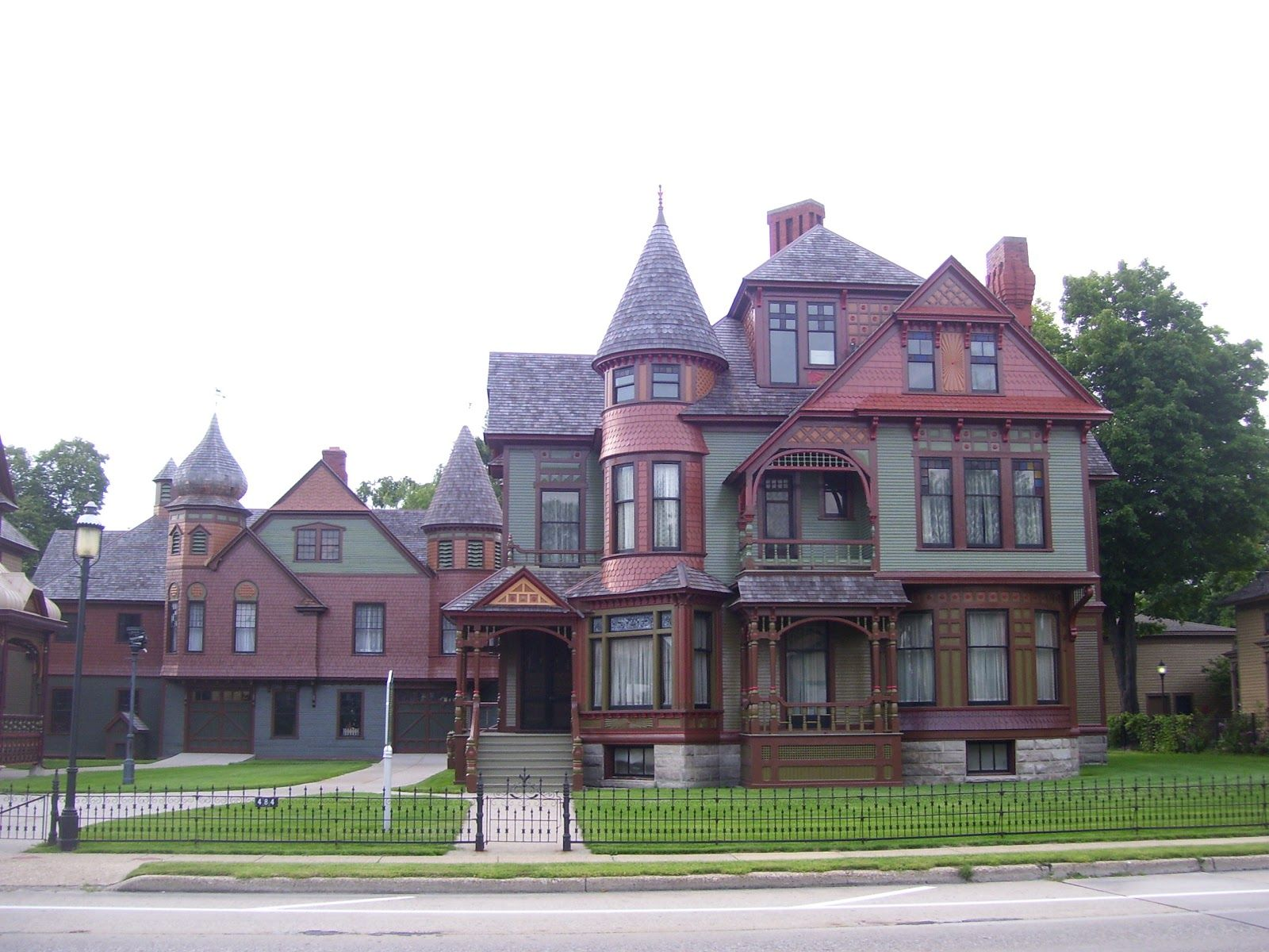 Victorian Homes Michigan The Hackley And Hume Historic Homes Muskegon Michigan Historic Homes Victorian Homes Muskegon Michigan