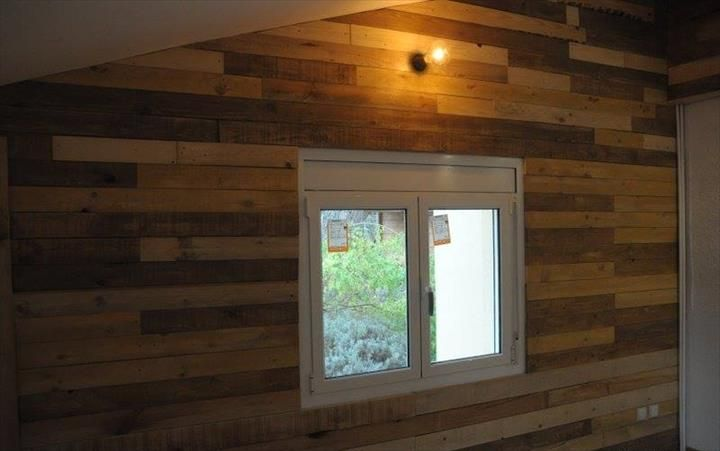 Recycled Pallet Ideas