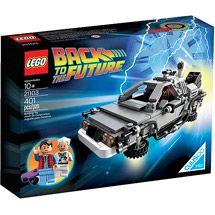 à couper le Souffle  Mot-Clé LEGO Cuusoo The DeLorean Time Machine Play Set   Walmart.com
