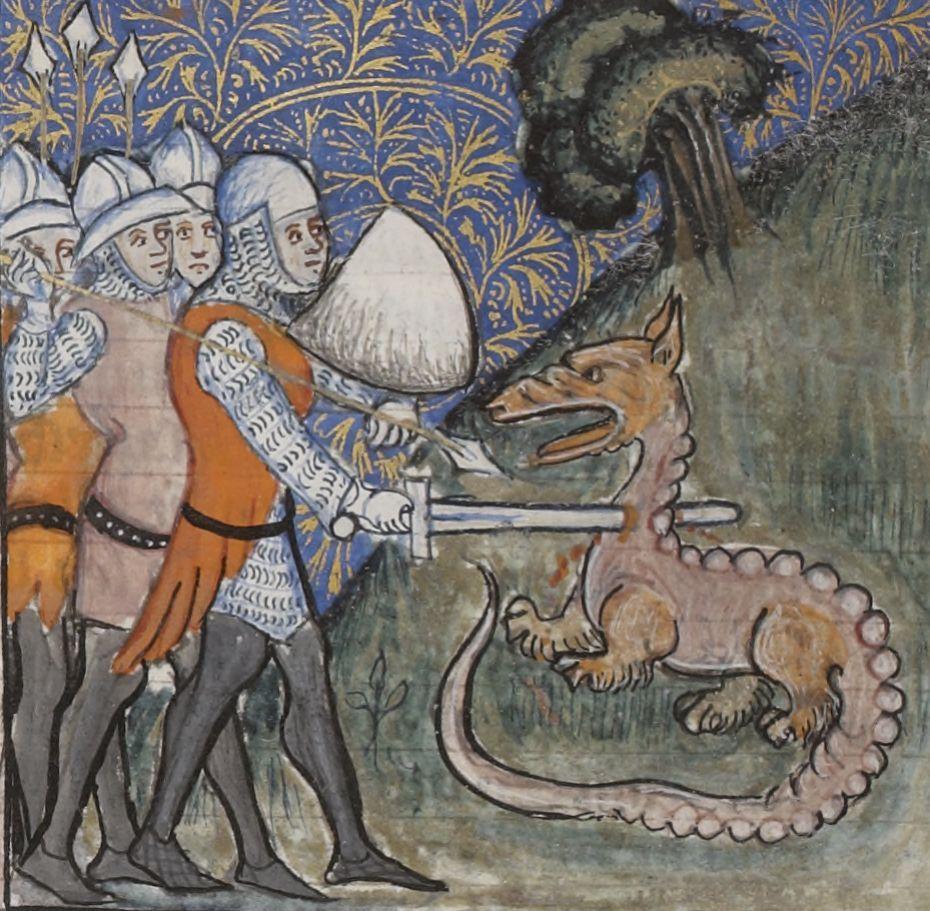 Vincent De Beauvais Speculum Historiale Traduction Francaise Par