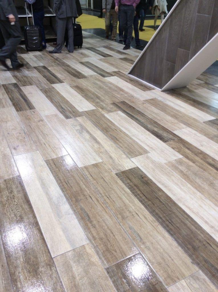 Five Strong Tile Trends Cevisama 2017 Wood Plank Tile Plank Tile Flooring Wood Planks