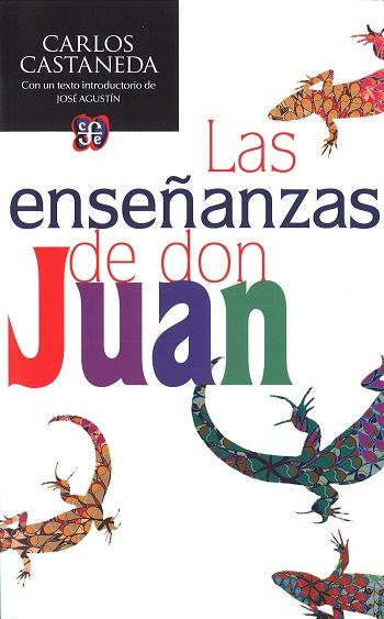 Las Enseñanzas De Don Juan Todo Pdf Books Carlos Castaneda Author