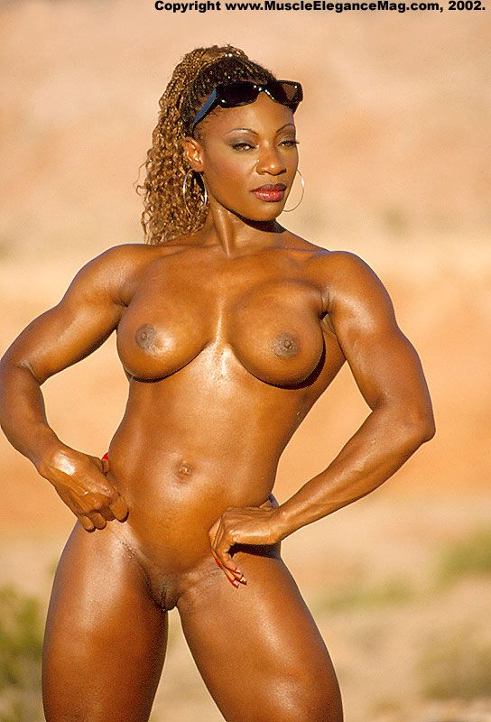 sexy girl muscle porn