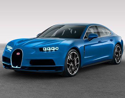 Check Out New Work On My Behance Portfolio Quot Bugatti