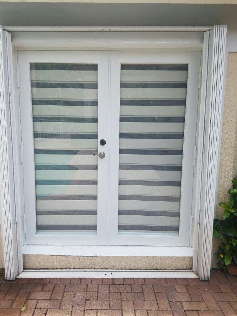 French Doors Shades