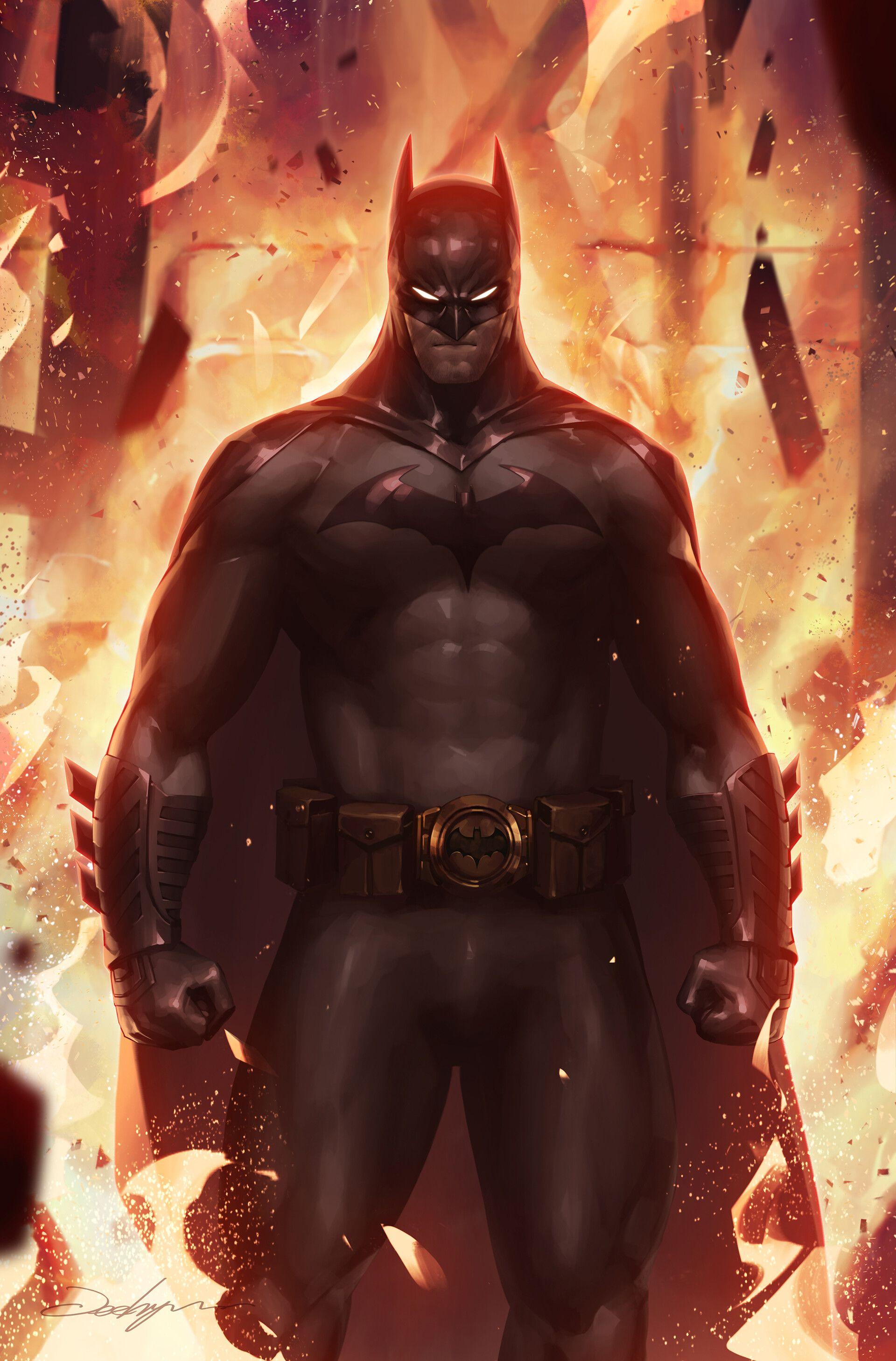 Batman's Grave 5 by JeeHyung lee Batman poster, Batman