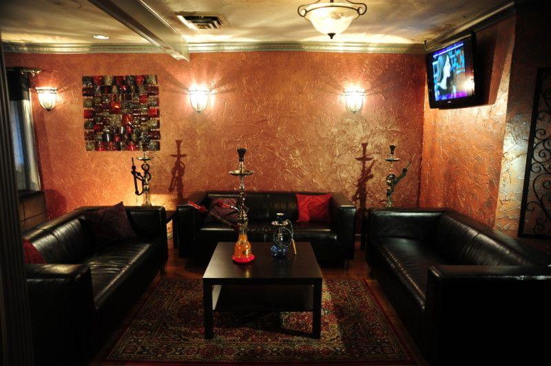 Hookah Room Decor