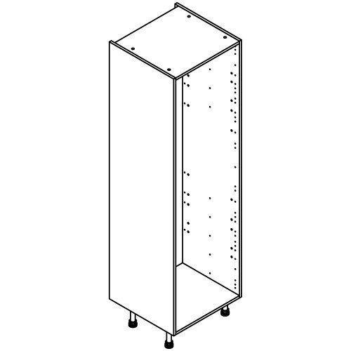 Best Flat Pack Kitchen Base Larder Unit Carcase Cabinet 600Mm X 640 x 480