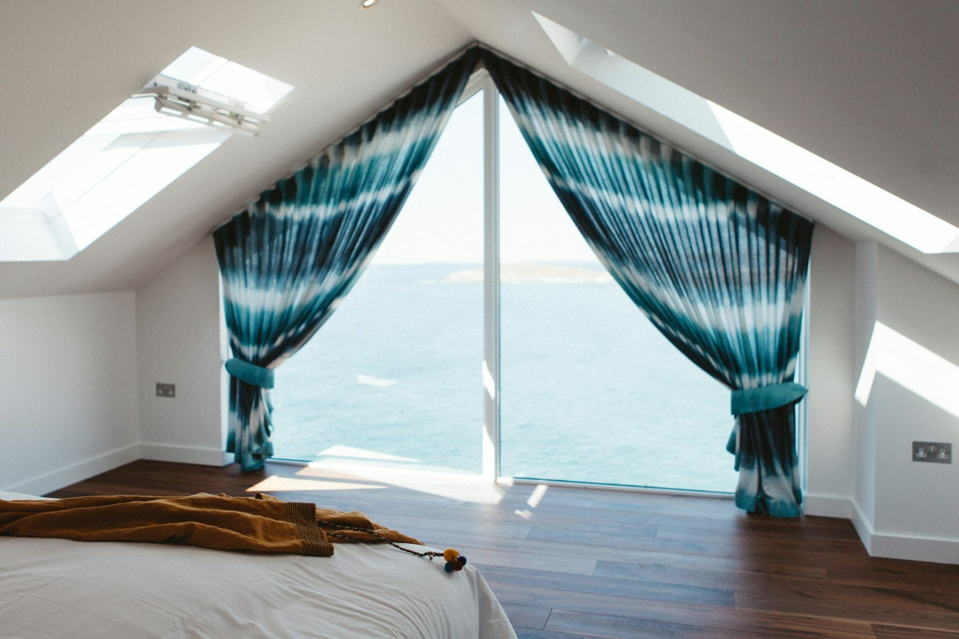 Speciality Window Treaments Contemporary vertical blinds