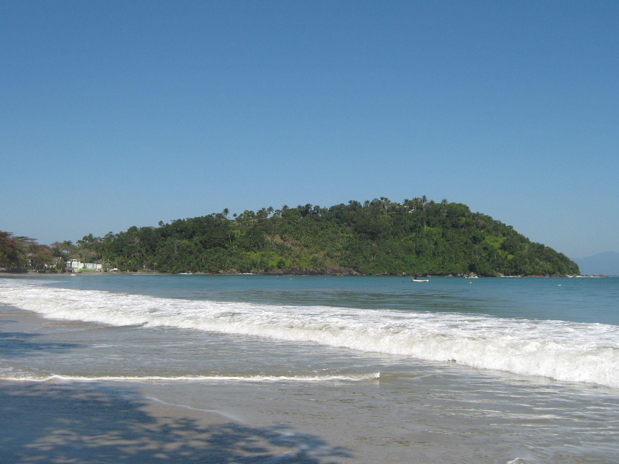 Conhecendo as praias de Ubatuba (SP)