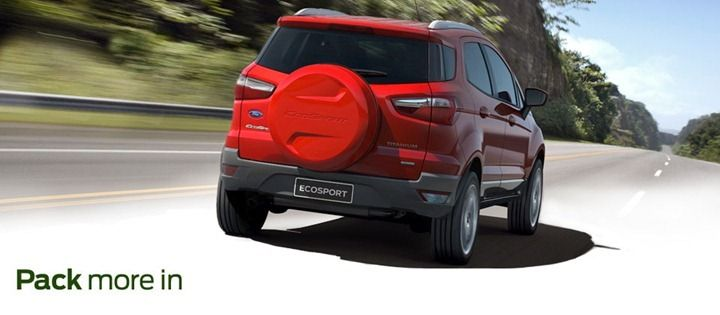 Ford Ecosport 7 Seater Variant Ford Ecosport Ford Suv Ford Suv Models