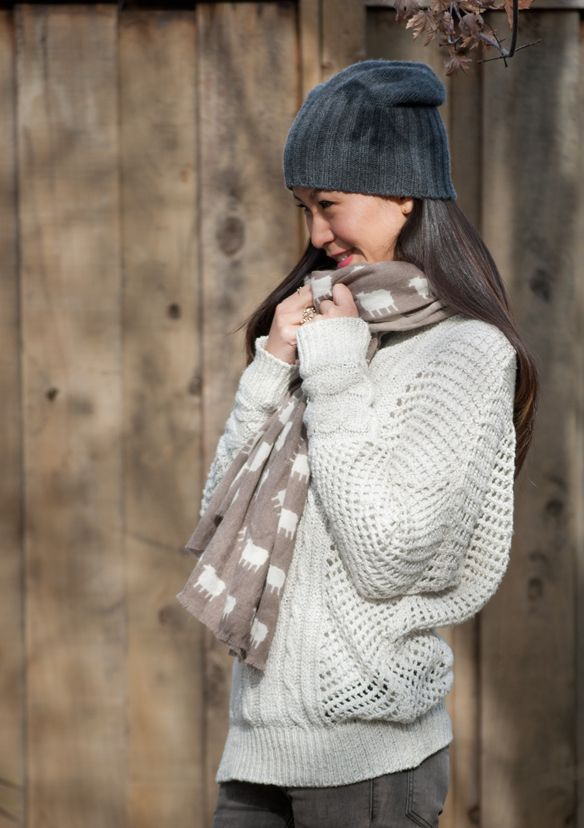 a0eb2b4fb966 new appearance 85e87 099f5 olivia lopez and her spring knits zara ...