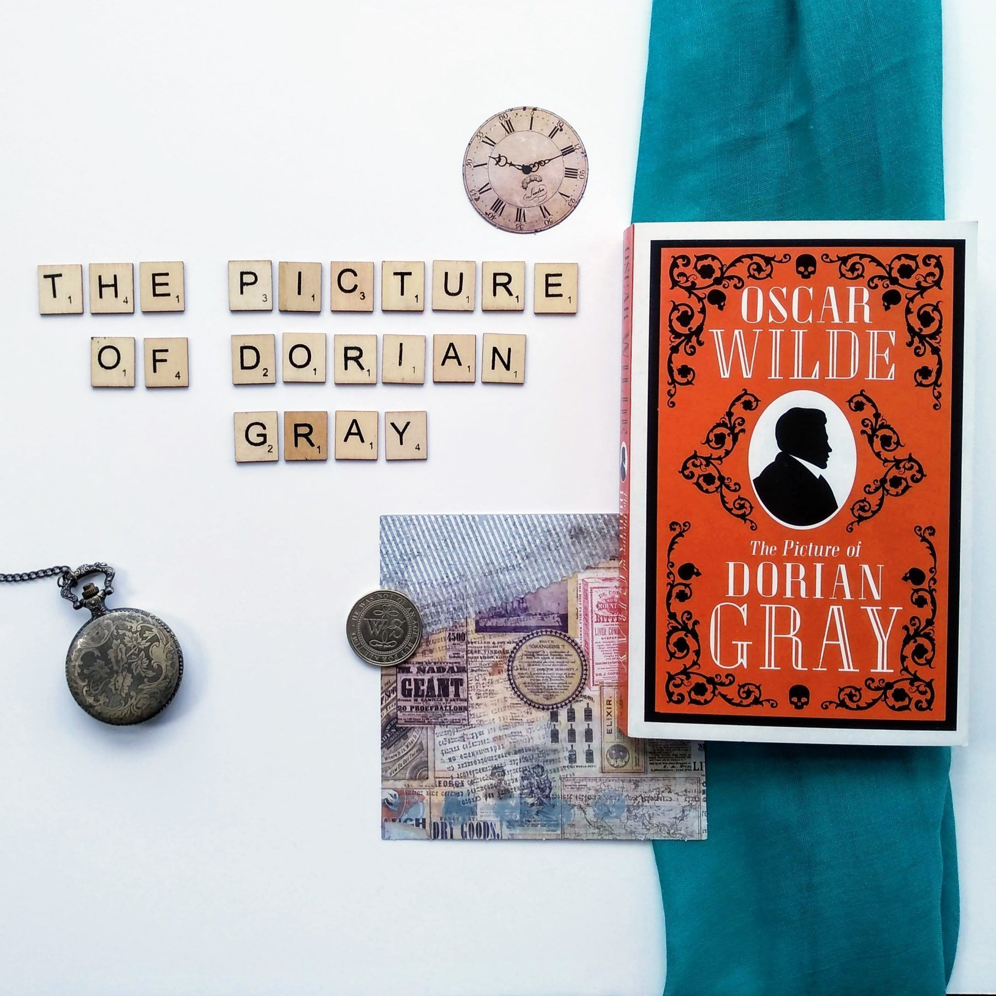 Oscar Wilde S The Picture Of Dorian Gray Tells The Story Of Dorian