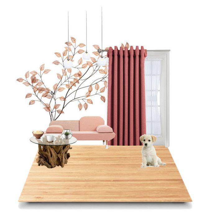 """Do you like this room?"" by luizes ❤ liked on Polyvore featuring interior, interiors, interior design, home, home decor, interior decorating, Suki Cheema, Liz Claiborne, CB2 and Höganäs Ceramic"