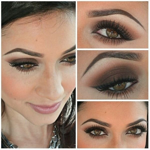 Pin by Sammi Brackett on Wedding Makeup and Hair | Pinterest ...