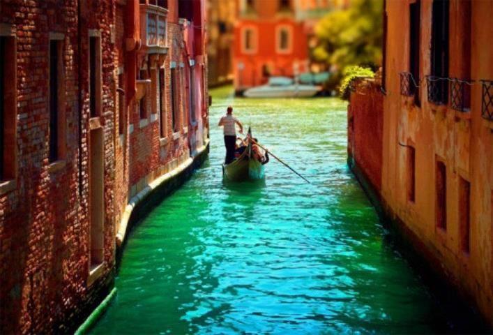 Venecia en todo su explendor