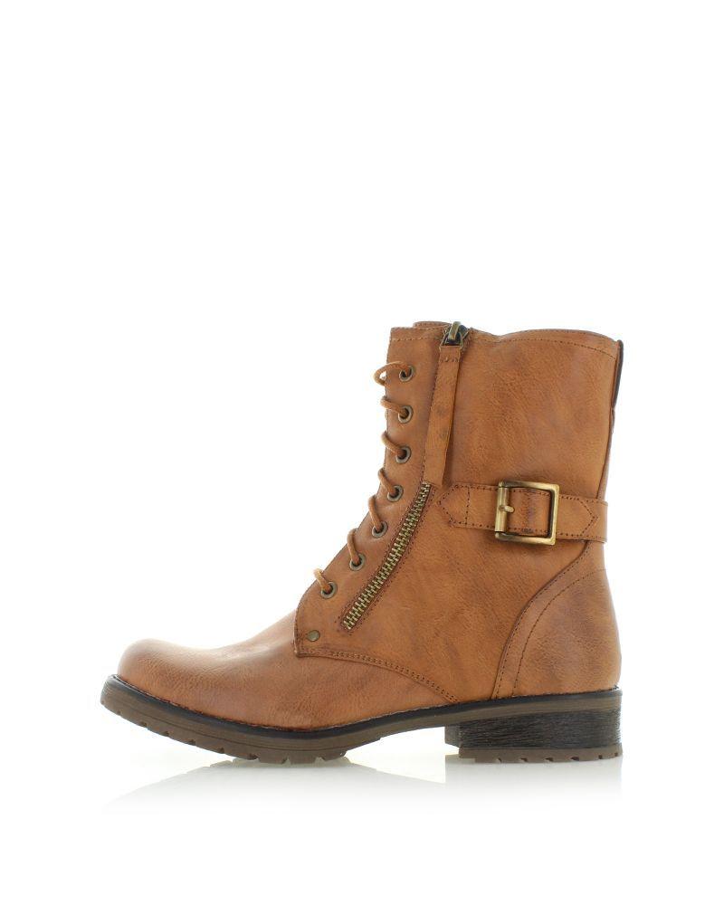e3f03db9b0449 Škoricové členkové topánky Jaxon - Dámska obuv | moje | Topánky