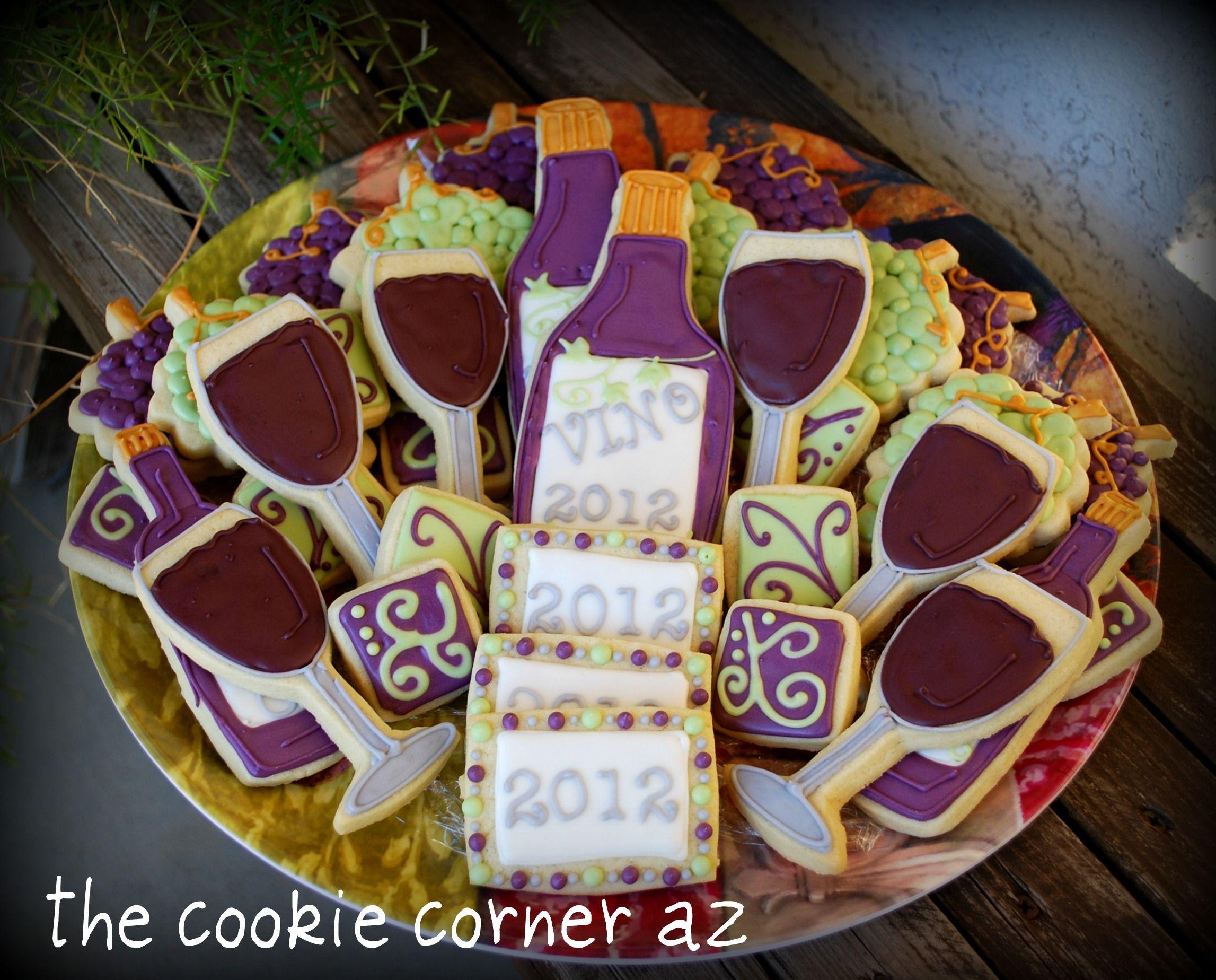recipe: wine sugar cookies [4]