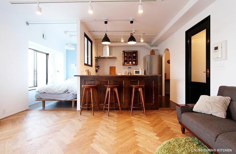 Photo of ワンルームで役立つ「ベッドスペースとリビングのおしゃれな間仕切り方8選」 – Yahoo!不動産おうちマガジン