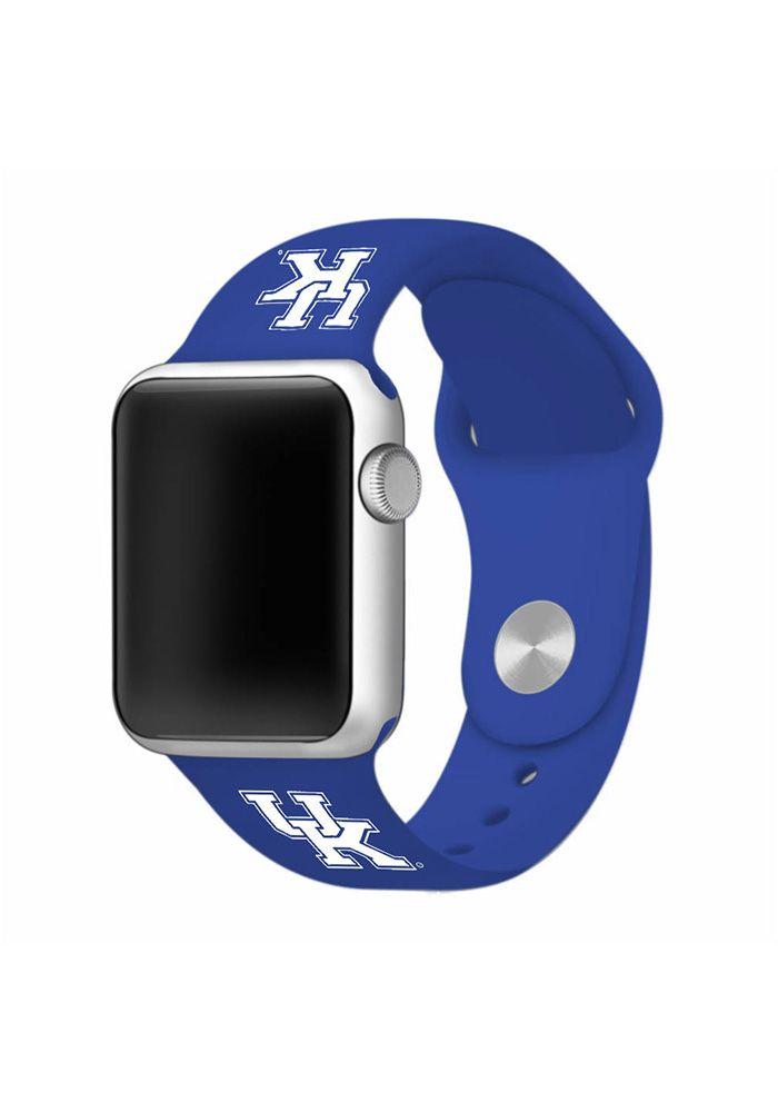 Kentucky Wildcats Blue Silicone Sport Apple Watch Band 86950005 Apple Watch Bands Watch Bands Apple Watch