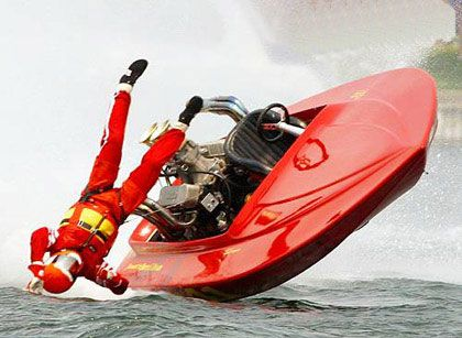 Oops Drag Boat Racing Boat Hydroplane Boats