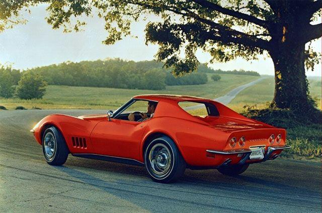 C3 Corvette Corvette Chevrolet Corvette Vintage Corvette