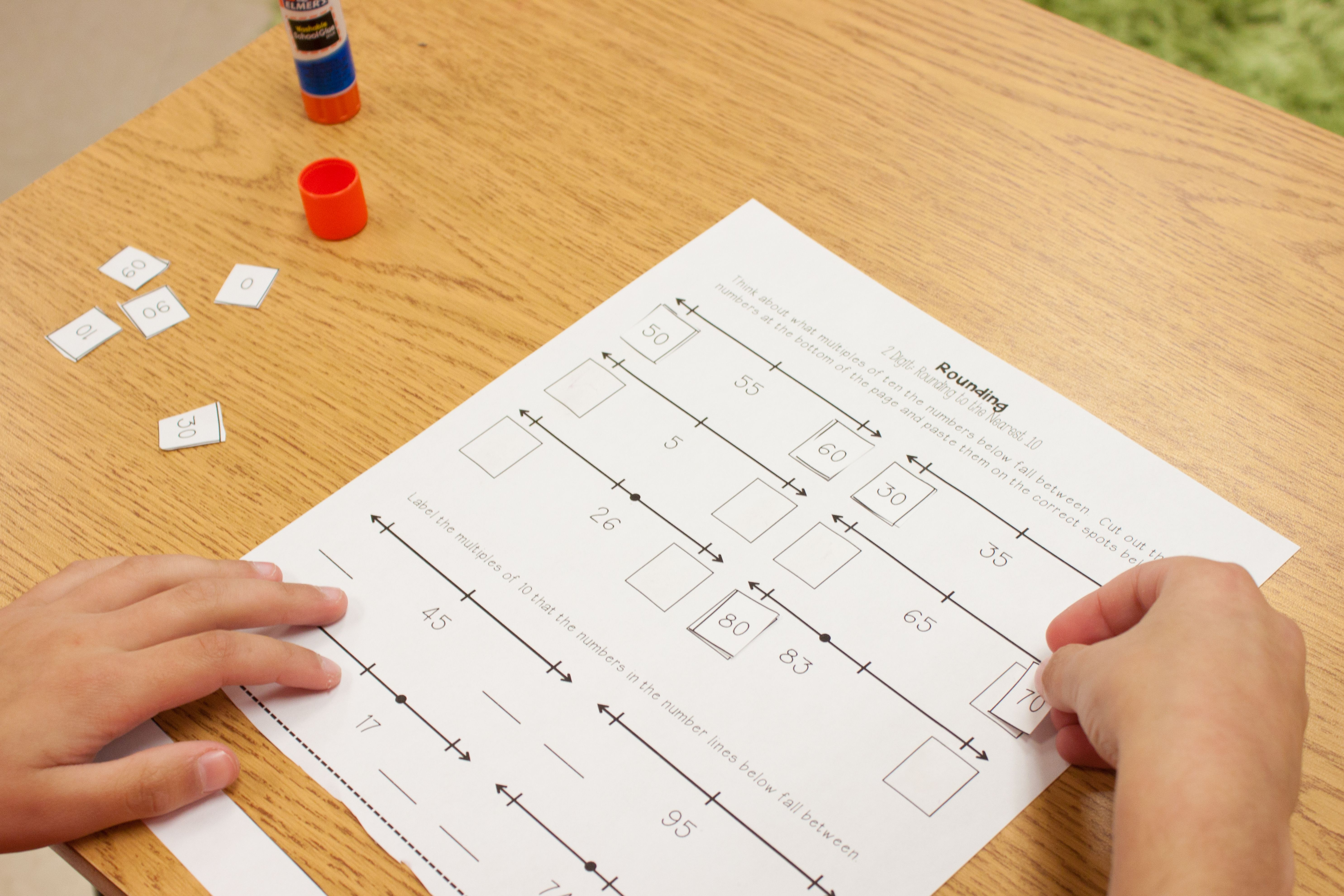 Teaching Rounding Activities