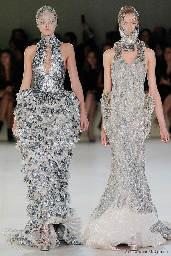 Haute Couture Most Extreme Wedding Dresses