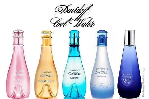 Davidoff Cool Water Night Dive Woman Perfume Perfume News