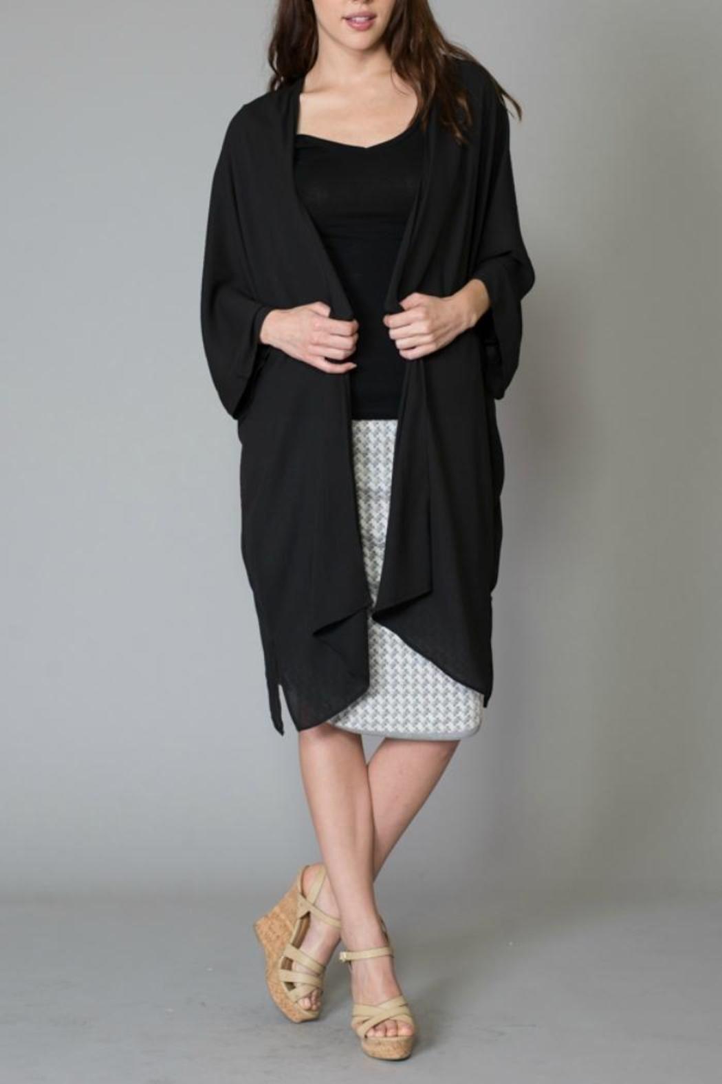 Glitz & Glam Boutique Sheer Cardigan | Sweater cardigan, Sleeve ...