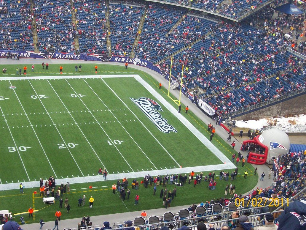One Of My Favorite Places 3 Gillette Stadium Gillette Stadium New England Patriots Football New England Revolution