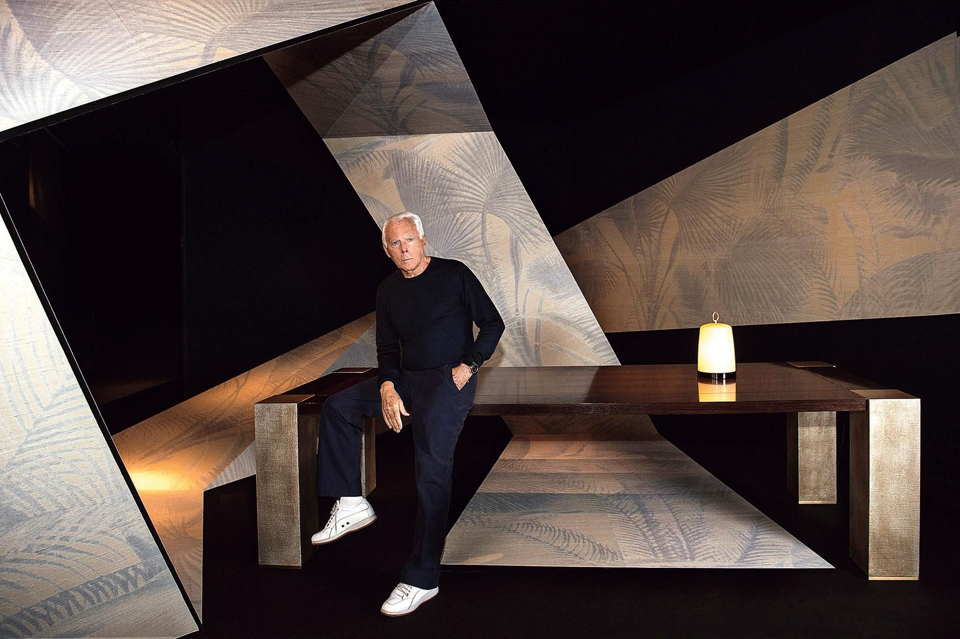 Designer Modern Furniture Giorgio Armani Homes Furniture Collections By Luxury