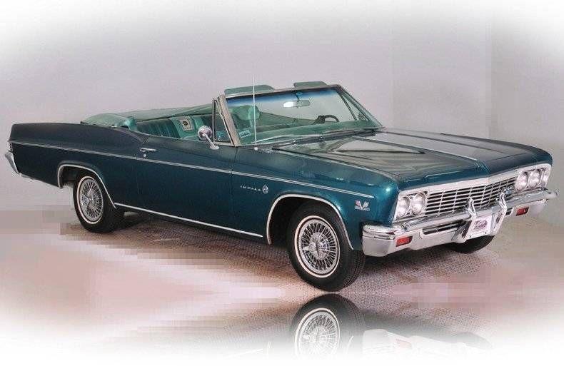 1966 Chevrolet Impala Convertible Chevrolet Impala Chevrolet Impala