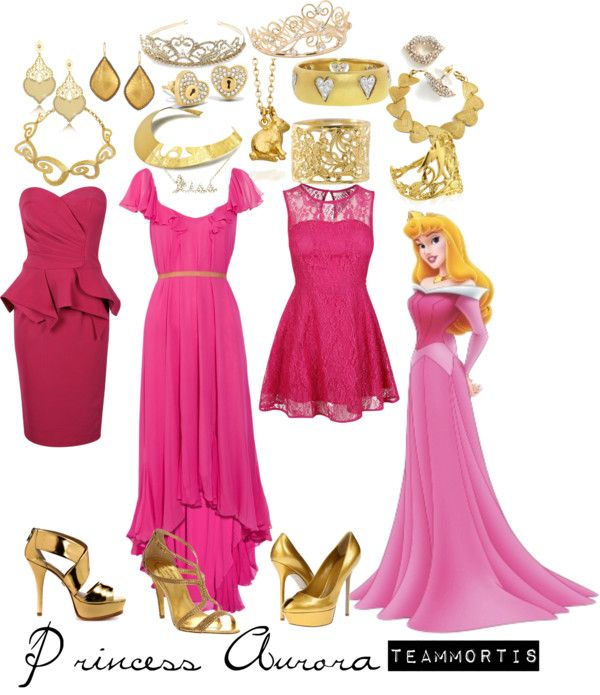 Princess Aurora Prom Dresses