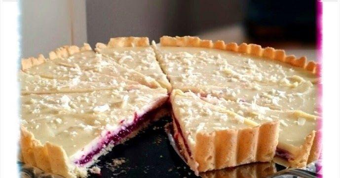 Himbeertarte Mit Weisser Schokolade Kuchen Und Torten Himbeertarte Franzosische Backerei