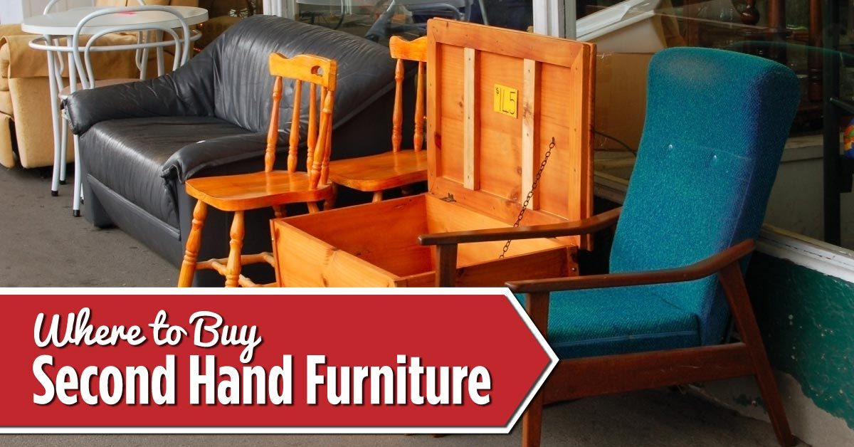 Where To Buy Second Hand Furniture | Total Lifestyle Builders   Http://www