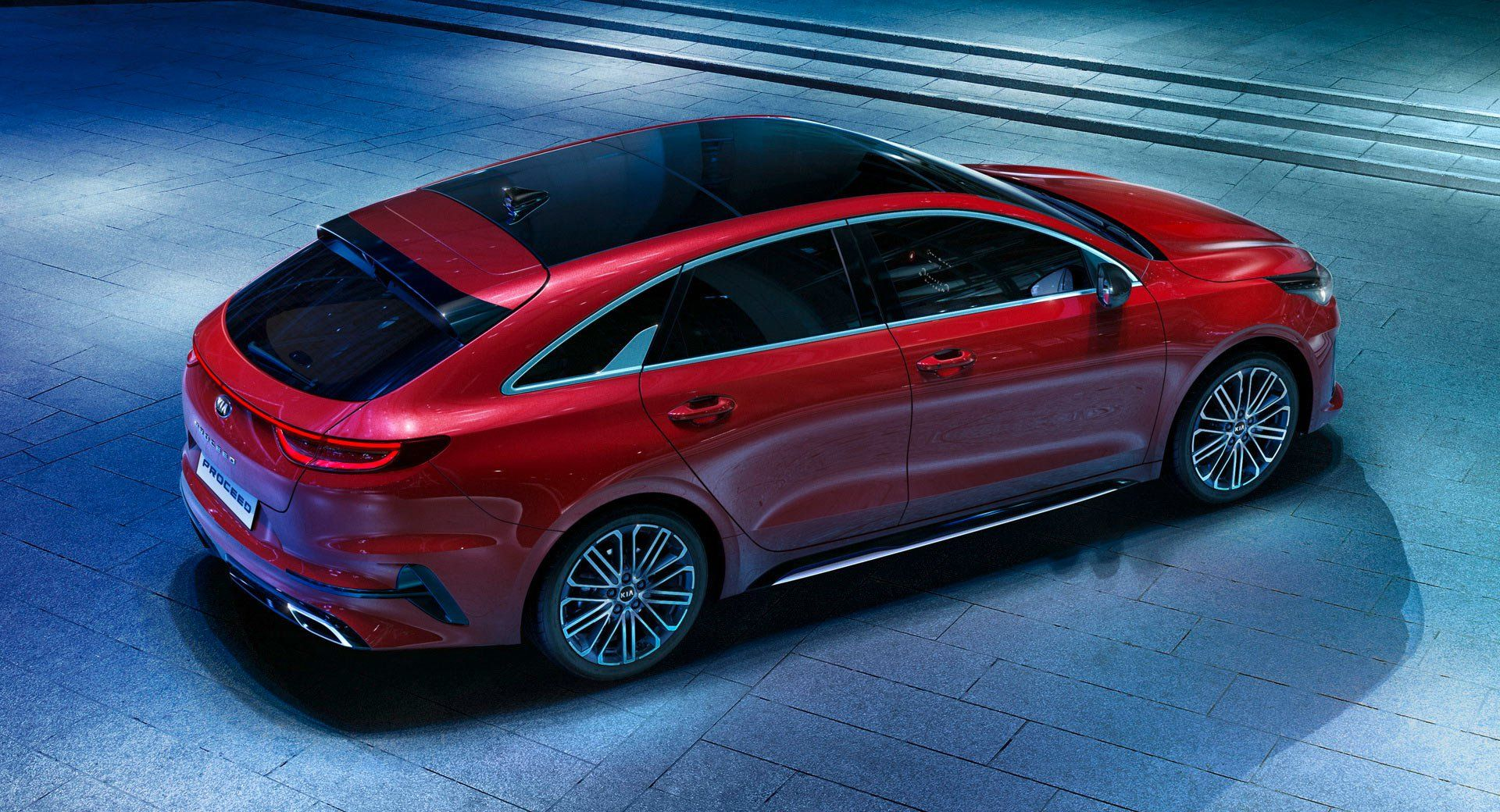 New Kia Proceed Merges Wagon Practicality With Great Looks New Photos Carscoops Kia Best Luxury Sports Car Sports Cars Luxury