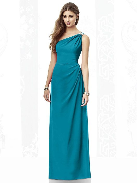 I LOVE THIS!!!  After Six Bridesmaids Style 6688 http://www.dessy.com/dresses/bridesmaid/6688/
