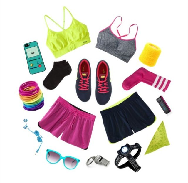 New workout gear for the new workout year!