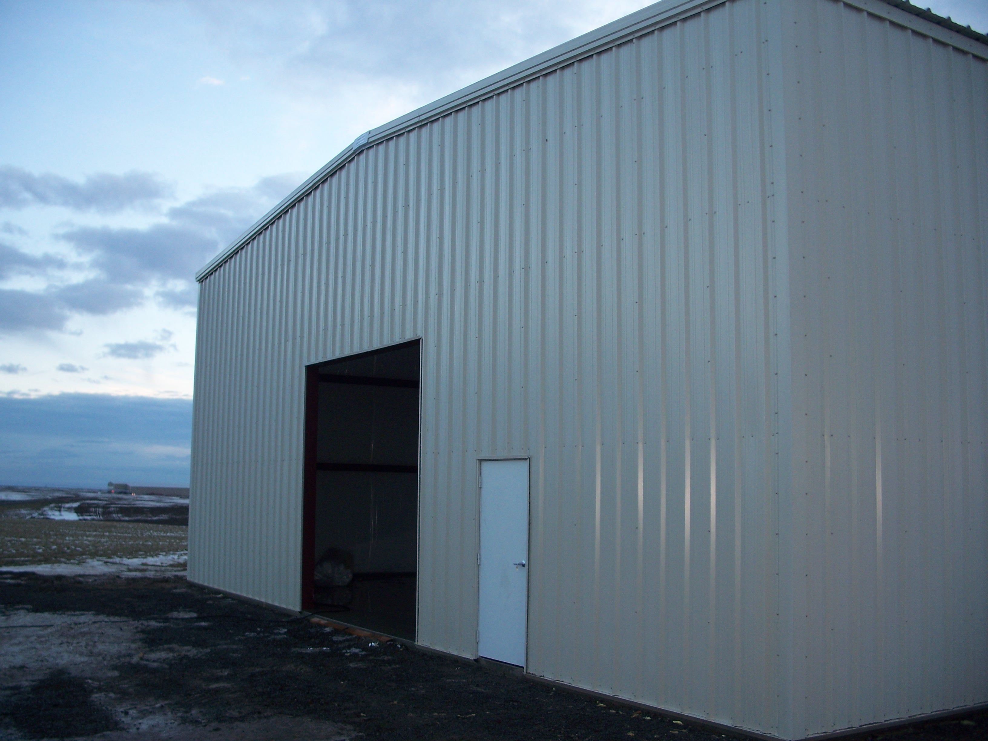 Prefabricated Steel Agricultural Buildings Steel