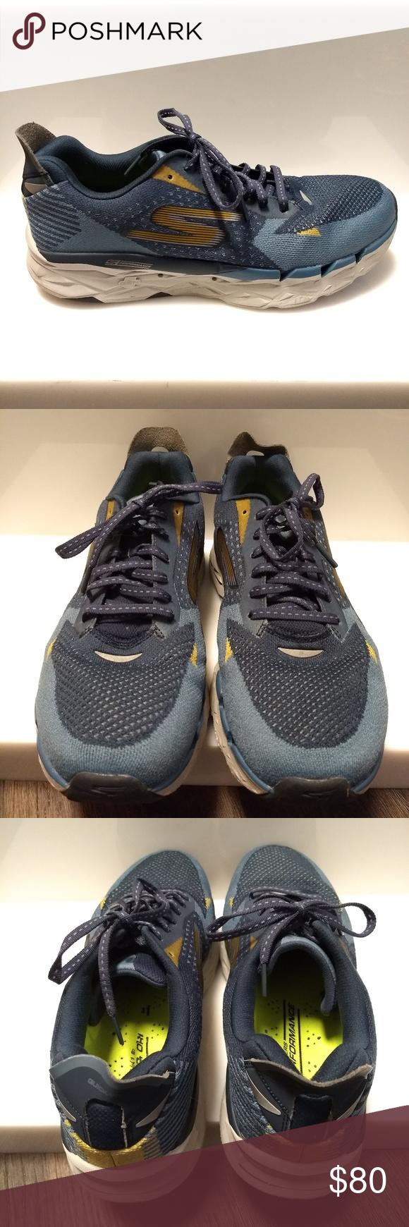 déficit Exactamente aceptable  Skechers Go Run Ultra Road 2 Men's Shoes Skechers Go Run Ultra Road 2 Men's  Running Shoes 55050 Sz US 11 M (D) EU 4… | Running shoes for men, Skechers,  Men's shoes