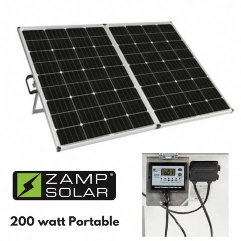 200 Watt Zamp Portable Solar Charging System Solarpanels Solarenergy Solarpower Solargenerator Solarpanelkits Solarwaterh In 2020 Solar Solar Panels Best Solar Panels