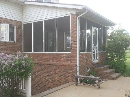 Shed Roof Screened Porch Screened In Porch Diy Porch
