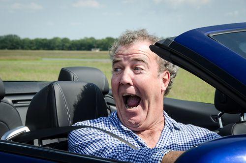 Jeremy Clarkson, everybody...