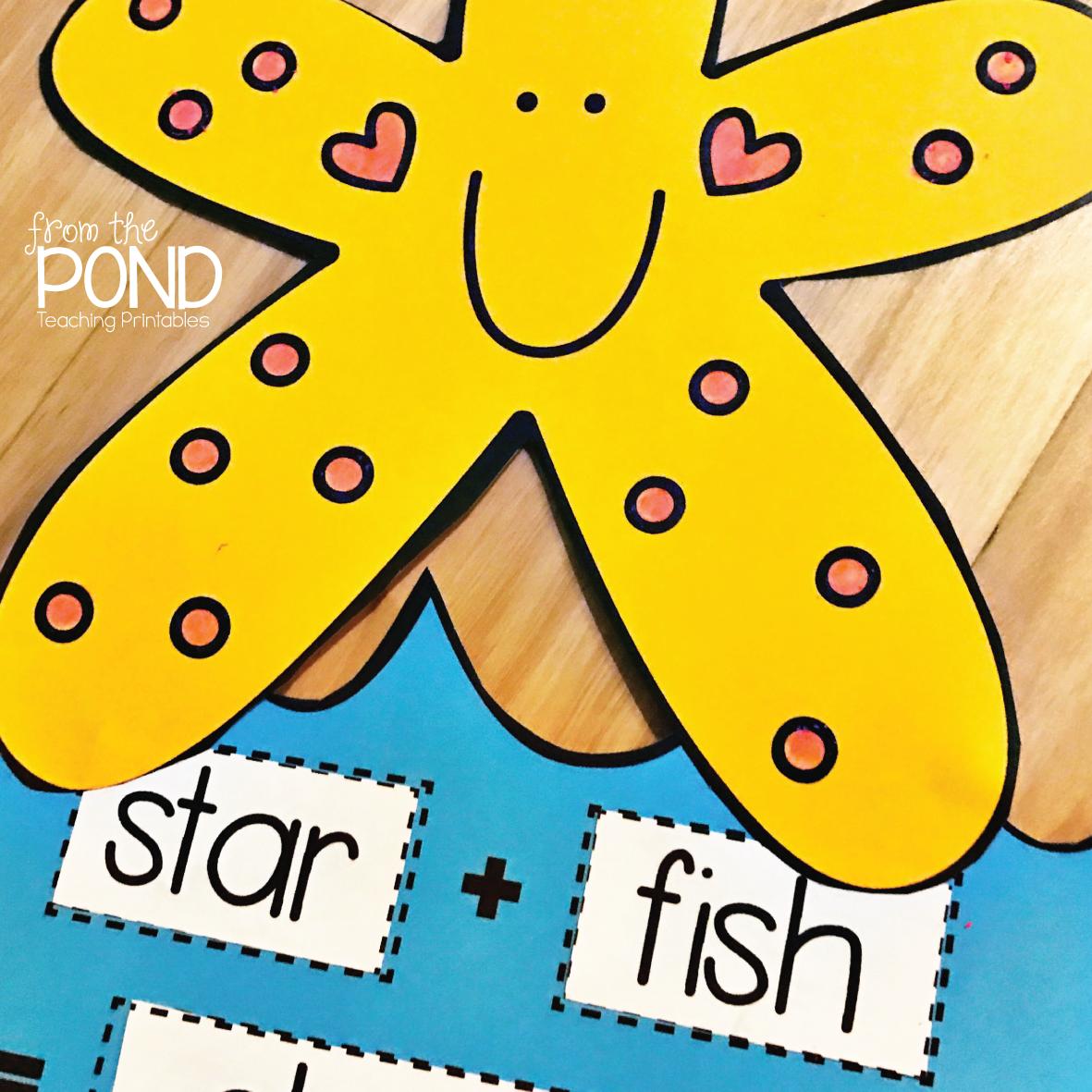 Compound Words Starfish