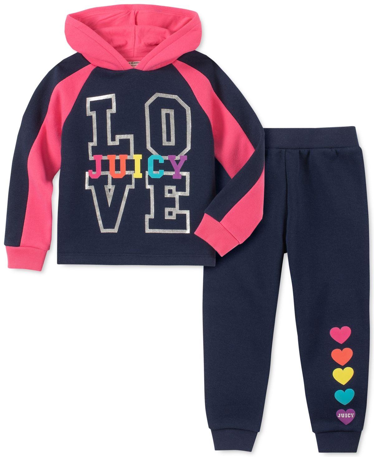 2PCS Toddler Kids Boys Tracksuits Hoodies Joggers Pants Sweatshirts Outfits Sets