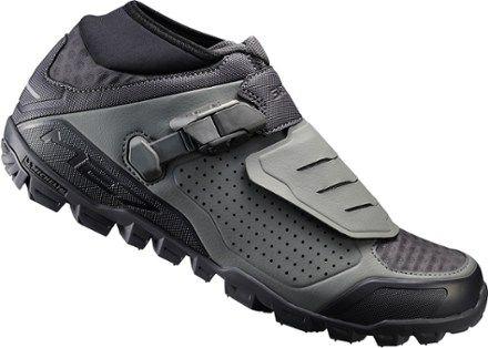 Shimano Men\u0027s ME7 Mountain Bike Shoes Grey 48 EU   Bike shoes and Products